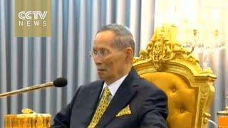 Thailand celebrates King Bhumibol's coronation anniversary
