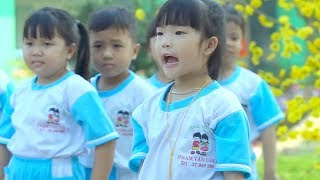 /be mam non tap the duc buoi sang nhac thieu nhi music for kid