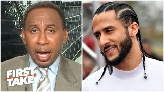 Stephen A. explains how Colin Kaepernick should be viewed today | First Take