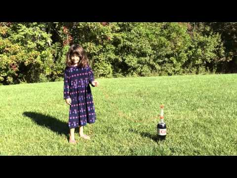 Diet Coke and Mentos Science