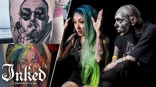 Who Tattooed It Better? | Tattoo Artists Answer