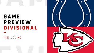 Indianapolis Colts vs. Kansas City Chiefs | Divisional Round Game Preview | Move the Sticks