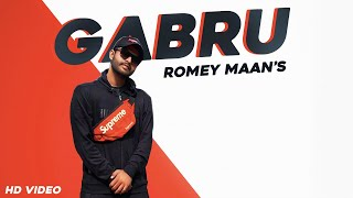 Gabru – Romey Maan Video HD