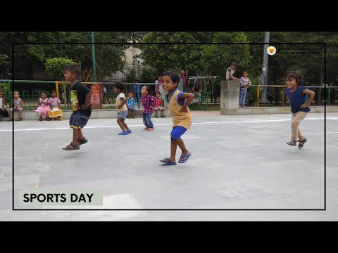 Rehab Children Of National NGO Celebrate Sport Day
