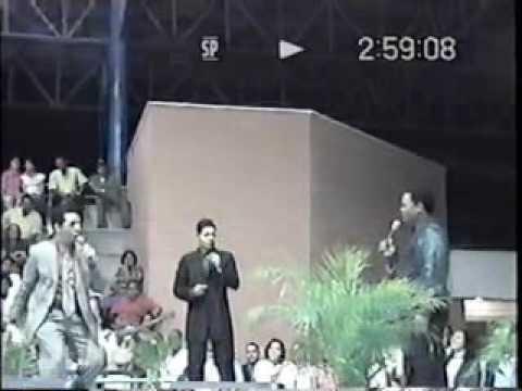 (YO SOY EL) Duelo de Tenores: Frank Valdez, Junior Marchena & José Gómez en La Romana, Rep. Dom.