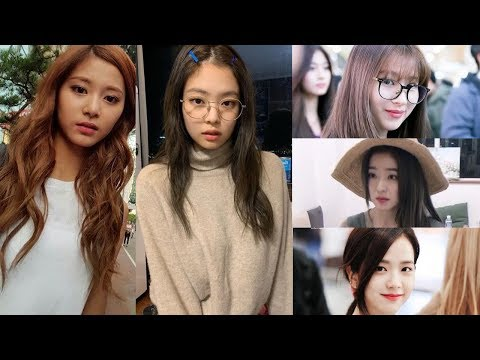 TOP5 KPOP GIRLS THAT LOOK BETTER IN REAL LIFE