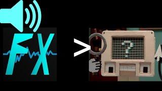 DHMIS Computer - Vocal Effect Test