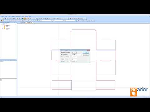 Picador - Redimensionar un plano 2D (Sign-Tronic.es)