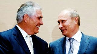 Rex Tillerson Makes Sense As Trump's Pick for Sec. of State, He's Already Kind of Running the World