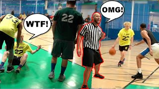 I Got Mad & Dropped 40! Men's Basketball League (Episode 5)