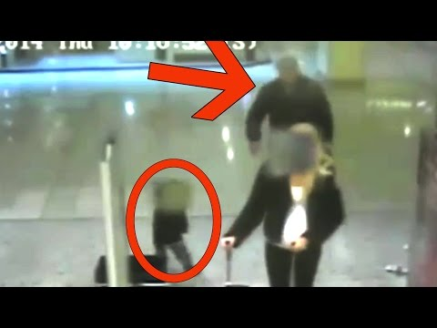 7 ATTEMPTED KIDNAPPINGS CAUGHT ON TAPE