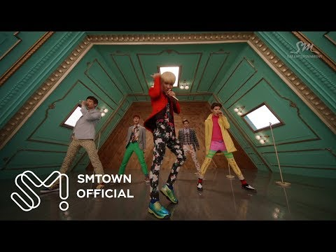 SHINee 샤이니 'Dream Girl' MV (Dance ver.)