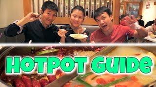 How to Properly Eat Hotpot - off the great wall
