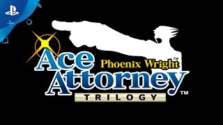Phoenix wright: ace attorney trilogy :  bande-annonce
