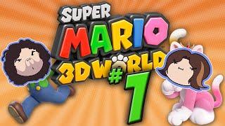 Super Mario 3D World: Super Meowrio - PART 1 - Game Grumps