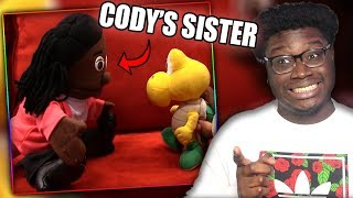 JOSEPH DATES A BLACK GIRL!   SML Movie: Cody's New Family Reaction!