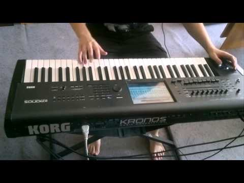 SONATA ARCTICA - San Sebastian (keyboard cover)