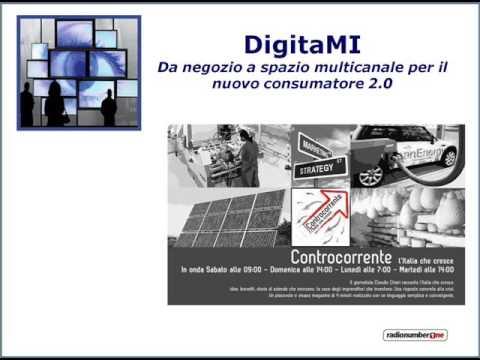 DigitaMi: il servizio di Controcorrente - Radio Number One