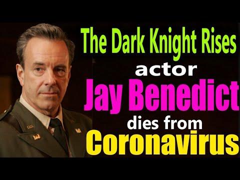 Aktor The Dark Knight Rises Jay Benedict Meninggal Karena Covid-19