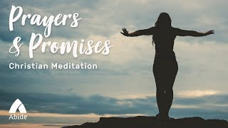 Sleep Meditation: Prayers & Promises (8 hours)