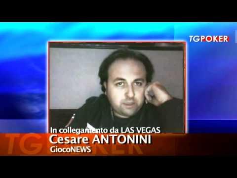 WSOP 2010 in diretta da Las Vegas, Cesare Antonini