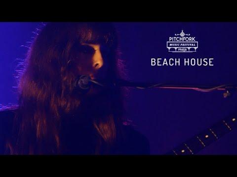 Beach House | Pitchfork Music Festival Paris 2015 | PitchforkTV