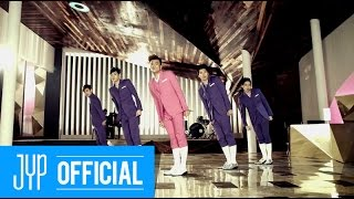 """J.Y. Park(박진영) """"You're the one(너 뿐이야)"""" M/V"""
