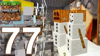 Minecraft: Pocket Edition - Gameplay Walkthrough Part 77 - Survival (iOS, Android)