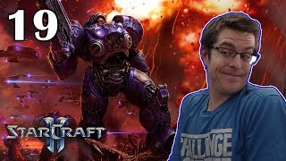You either die a Macro player or... - StarCraft II 4v4 - [Game 19]