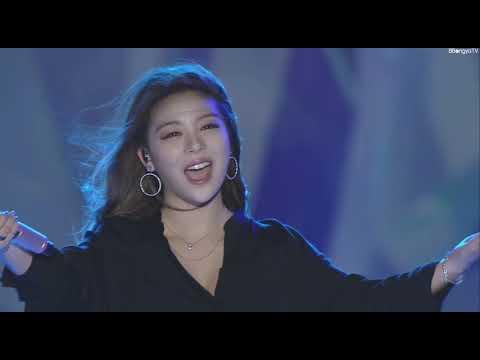 171029 에일리 Ailee 2017 부산원아시아페스티벌 파크콘서트