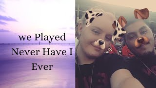 we played never have i ever