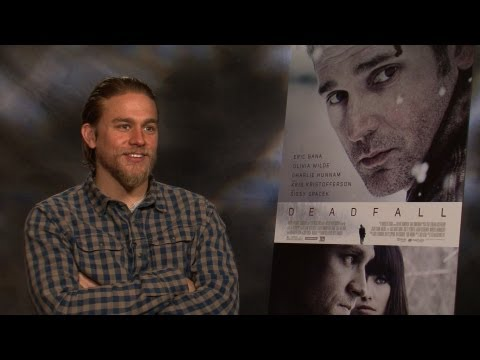 'Deadfall' Charlie Hunnam Interview