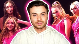 Little Mix – Woman Like Me (Live at The BRIT Awards 2019) [REACTION]