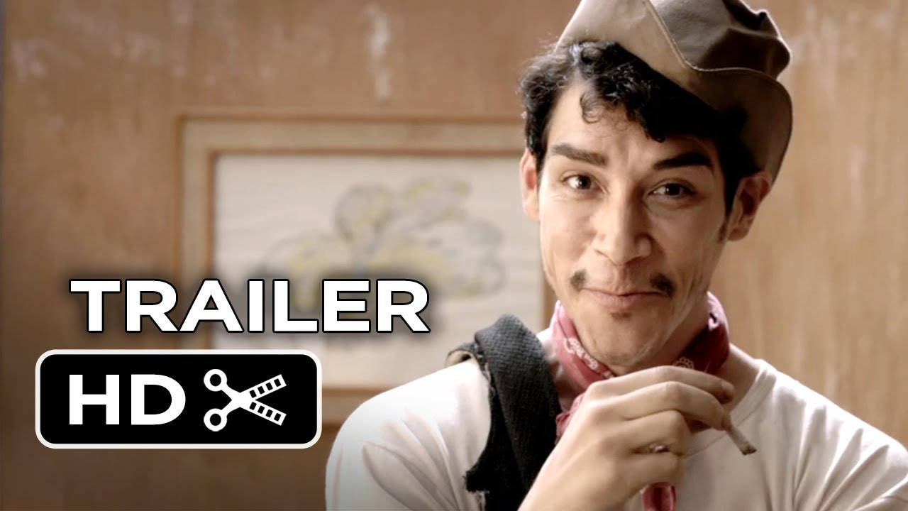 Cantinflas (2014) Трейлър