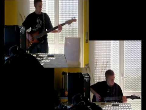 Guitar & Bass Cover Road Hogs - Stone Sour