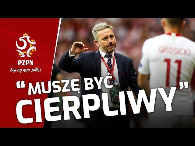 Jerzy Brzęczek po meczu z Austrią [VIDEO]