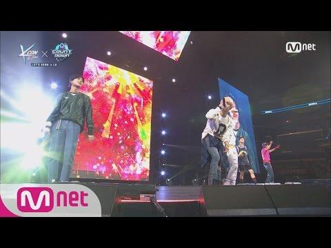 [KCON LA] SHINee-Beautiful 160809 EP.486ㅣ KCON 2016 LA×M COUNTDOWN