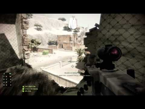 Battlefield Bad Company 2 - SWAT Gives an Ass Kicking!!!