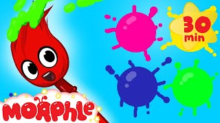 My Magic Colors - Learn About Colors with My Magic Pet Morphle