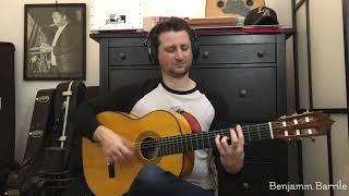 Benjamin Barrile - La Transición (rumba)