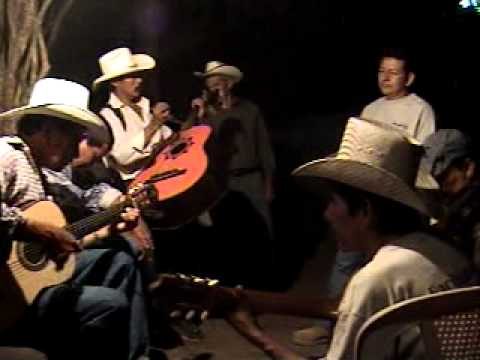 conjunto musical de Magdalena Intibuca,Honduras