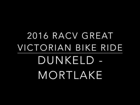 RACV Great Vic 2016 - Dunkeld to Mortlake
