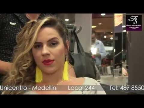 Famous Beauty Salón - Styling Modelos, No Modelos - Pasarela Centro Comercial Unicentro Medellín  -