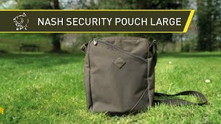 Puść film Nash Security Pouch Large