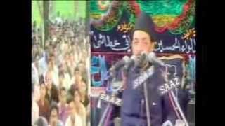 Allama zameer akhtar - Fazayel hazrat e Abbas a.s