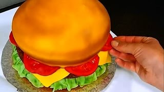 AMAZING CAKES like FOOD and DRINKS compilation!