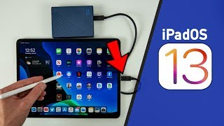 iOS 13 on iPad - 20+ Best New Features & Changes in iPadOS 13!