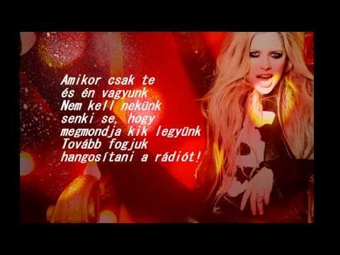 Baixar Avril Lavigne- Rock N Roll MAGYARUL (HUNGARIAN)