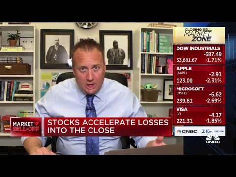 Josh Brown: This is not the type of inflation that should lead to drastic changes in your portfolio