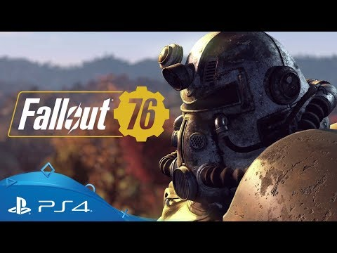 Fallout 76 | Trailer från E3 2018 | PS4